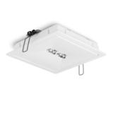 Светильники аварийного освещения высоких помещений с рамкой ONTEC R F1, F2 TM Technologie