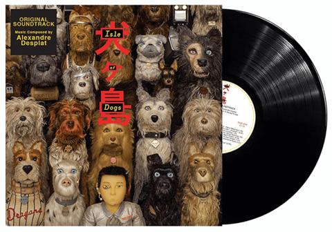 Виниловая пластинка. Isle Of Dogs. Original Soundtrack