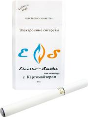 Электронная сигарета E-S (с картомайзером)