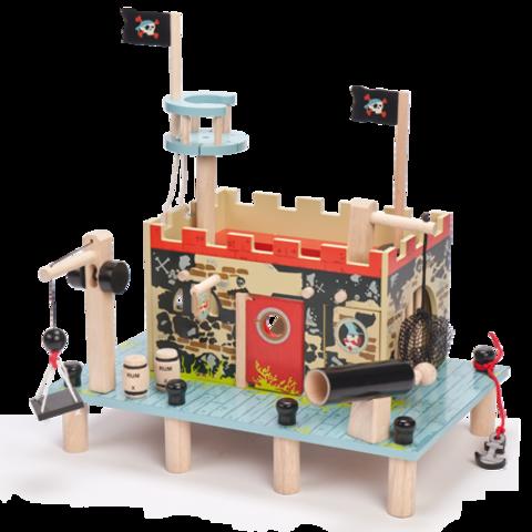 Le Toy Van. Пиратский форт