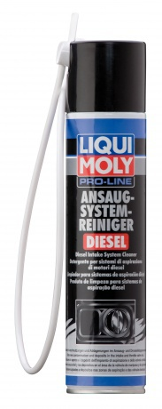 Liqui Moly Pro-Line Ansaug System Reiniger Diesel - Очиститель дизельного впуска