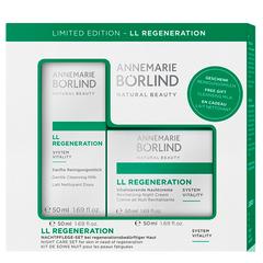 Набор для ночного использования LL Regeneration, Annemarie Borlind