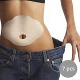 Пластырь Wonder Patch способствует расщеплению жировых клеток, ухаж...
