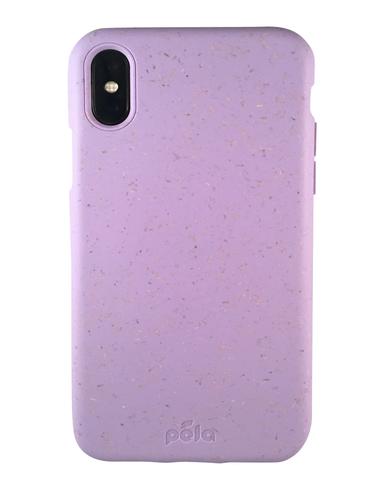 Чехол для телефона Pela iPhone X Lavanda