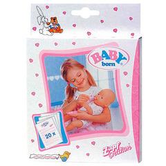 Zapf Creation Baby Born Детское питание (12 пакетиков) (779-170)
