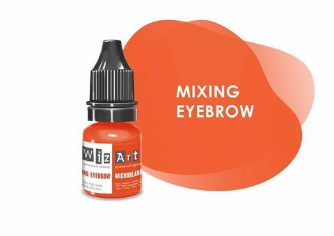 Mixing Eyebrow (корректор серого/синего) • Wizart Microblading • пигмент-корректор