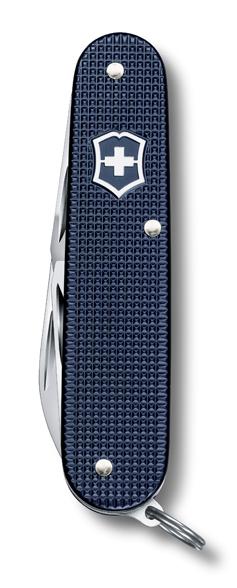 Швейцарский нож Victorinox Cadet Alox, 84 мм, 9 функ, синий  (0.2601.L15)