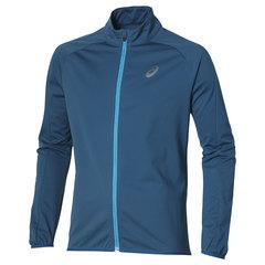 Мужскаяя спортивная куртка Asics SoftShell Jacket 134701 0053 темно-бирюзовый | Интернет-магазин
