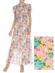 WD2489F платье женское, цветное