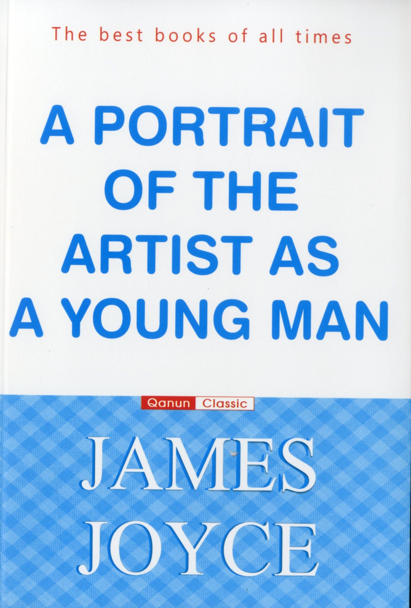 Kitab A Portrait of the Artist as a Young Man   James Joyce