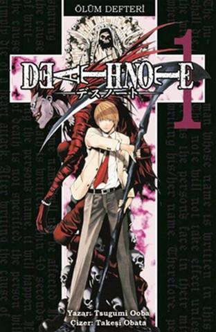 Ölüm Defteri 1 Death Note