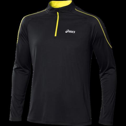Рубашка для бега Asics Ls 1/2 Zip Top мужская (0954)