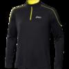 Рубашка для бега  Asics Ls  Zip Top (110410 0954) мужская