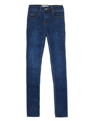 Q210 джинсы подростковые, синие