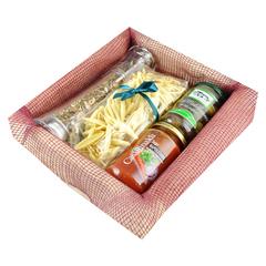 Набор подарочный Napoletano в деревянном ящике