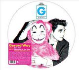 Gerard Way / Zero Zero, Television All The Time (Single)(Picture Disc)(12
