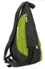 Однолямочный рюкзак SWISSWIN 1630-84 Green