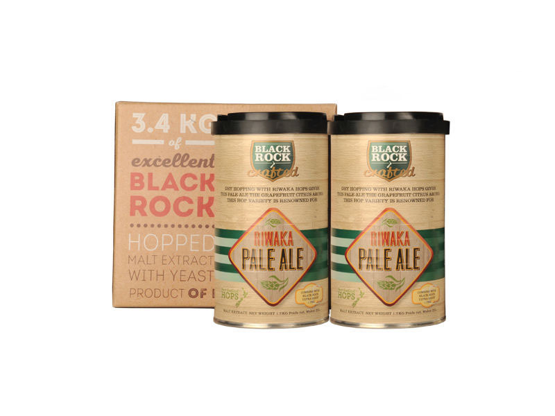 Экстракты Cолодовый экстракт Black Rock Craft Riwaka Pale Ale 3,4 кг 1091_G_1528311854051.jpg
