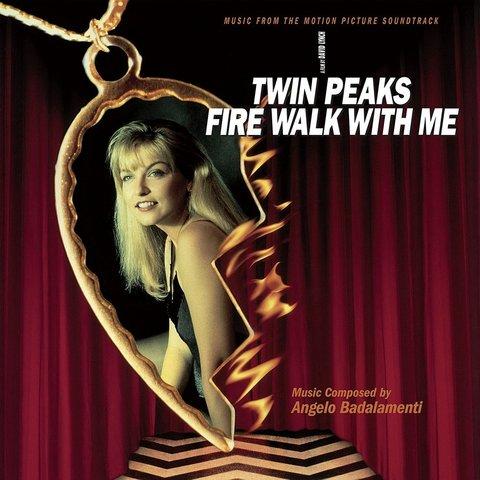Виниловая пластинка. Twin Peaks. Fire Walk With Me