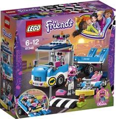 LEGO Friends  Грузовик техобслуживания