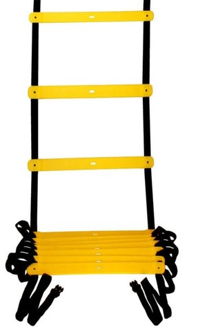 Лесенка Pro's Pro Agility Ladder (4 m) - yellow