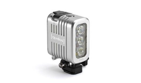 Фонарик Knog - (Qudos action light. Silver )
