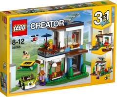 LEGO Creator Современный дом 31068