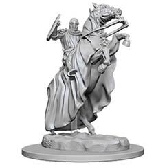Pathfinder Deep Cuts Unpainted Miniatures - Knight on Horse