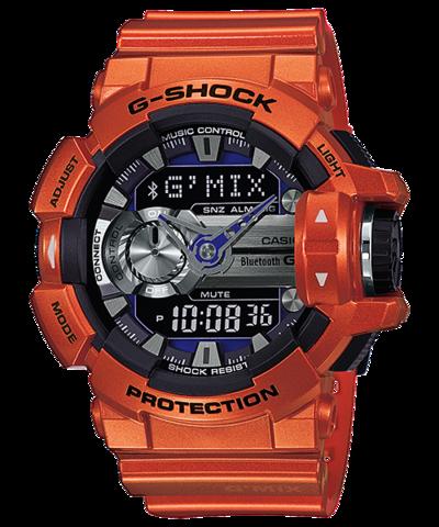 Купить Наручные часы Casio G-Shock GBA-400-4BER по доступной цене