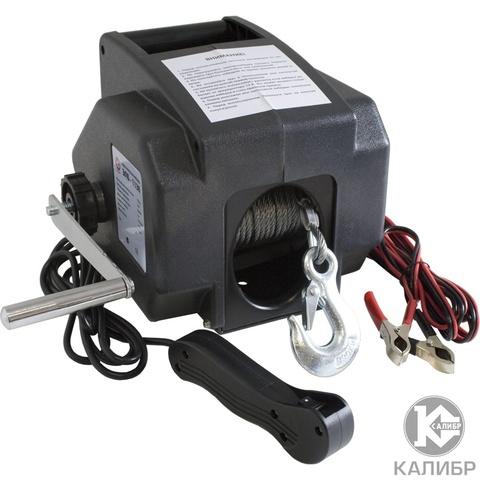 Электрическая лебедка Калибр ЭЛБ-1130