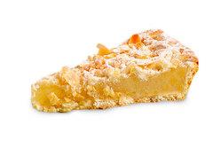 Пирог Бретонский яблочный, 100г