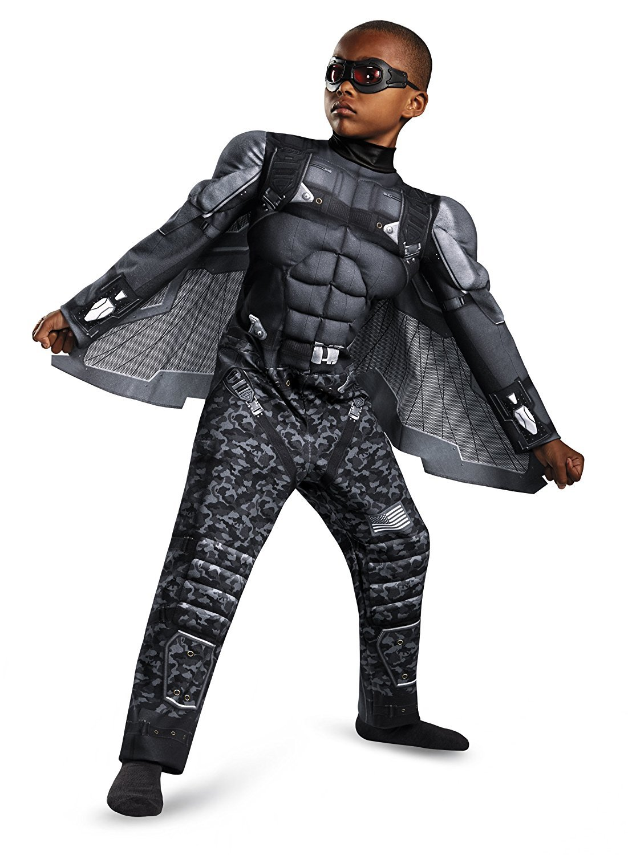 Детский костюм Сокол Мстители — Falcon Child Costume