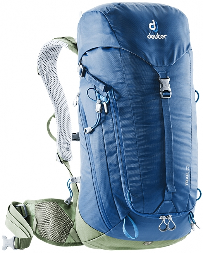 Туристические рюкзаки легкие Рюкзак Deuter Trail 22 (2019) image2__5_.jpg