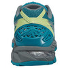 Женские беговые кроссовки внедорожники Asics Fujitrabuco Neutral 4 (T5L8N 5393) фото