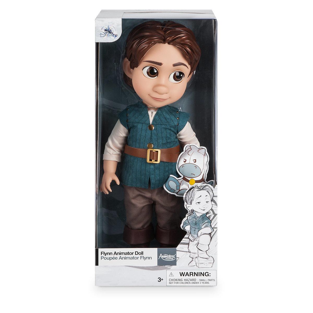 "Кукла ""Маленький Флин""- Disney Animators' Collection"