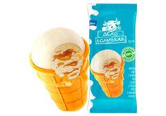 Мороженое в стаканчике