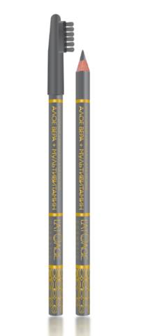 l`atuage Контурный карандаш для бровей  №02 (серый)