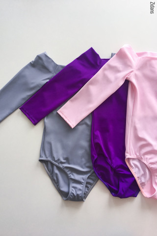 Set: 2 Sleeves leotards | colour №1