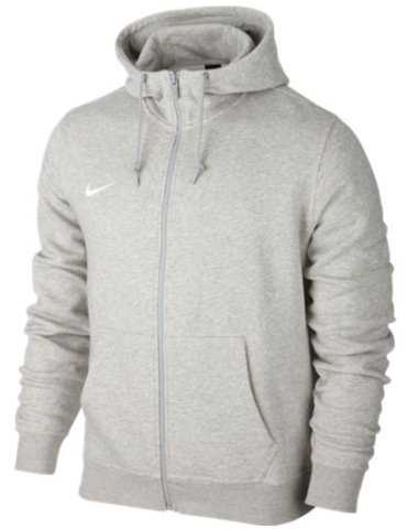 Nike Team Club Full-Zip Hoodie 658497-050