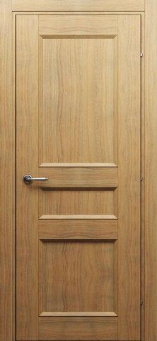 Дверь Краснодеревщик 3343, цвет орех бискотто, глухая