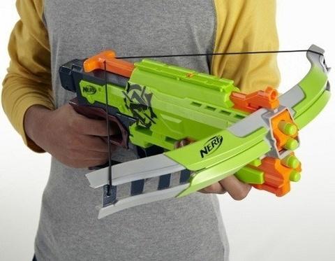 Hasbro: Бластер-арбалет Nerf