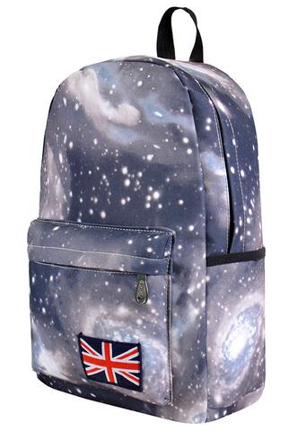 Рюкзак космос серый