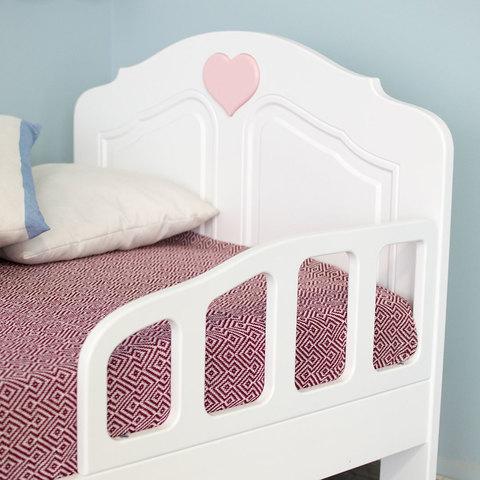 Кровать подростковая Мотив Белый