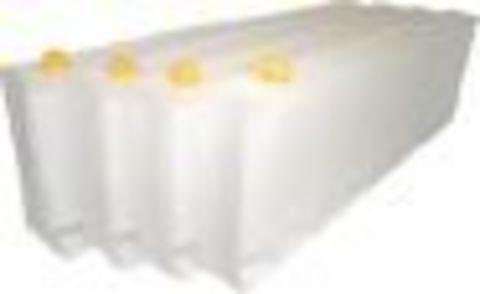 Картриджи дозаправляемые Epson Pro 4400/4450 4 шт х 300 мл с чипами.