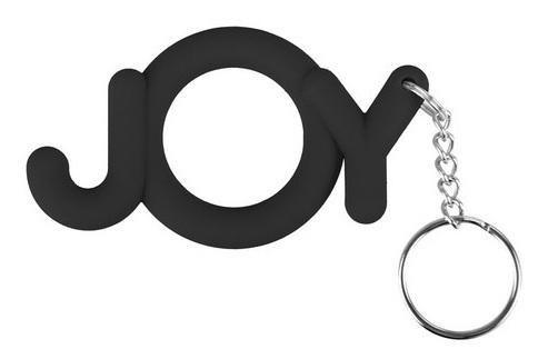 Эрекционные кольца: Черное эрекционное кольцо Joy Cocking