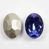 4120 Ювелирные стразы Сваровски Sapphire (18х13 мм)