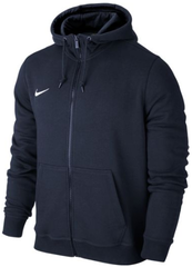 Nike Team Club Full-Zip Hoodie 658497-451