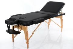 Массажный стол RESTPRO VIP 3 Black