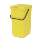 Ведро для мусора SORT&GO 16л, артикул 109867, производитель - Brabantia