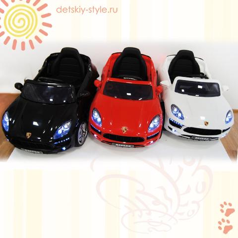 Porsche Macan О005ОО VIP